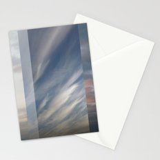 Northern Sky Fragments 1 Stationery Cards