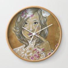 Kawaii Culture Wall Clock