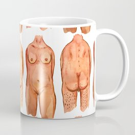 naked bodys Coffee Mug