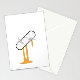 Patch Up (Orange) Stationery Cards