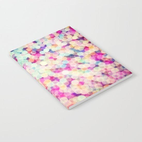 Psychedelic Bokeh Notebook