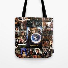 Maze bag Tote Bag