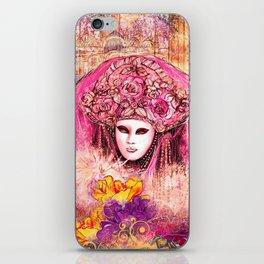 Golden Venice iPhone Skin
