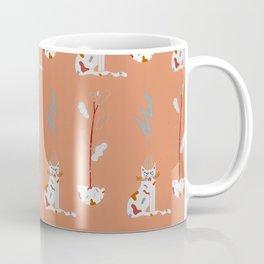 I am fuckin' grumpy. Coffee Mug