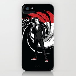 The Doctor 010 iPhone Case