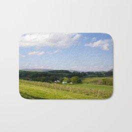 Paper Route, Berkshires Bath Mat