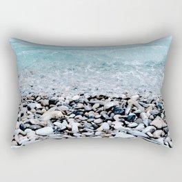 Cote d'Azur Waves Rectangular Pillow