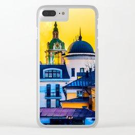 Urban Mix Clear iPhone Case