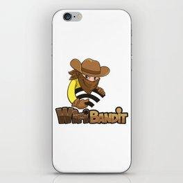 WiFi Bandit iPhone Skin