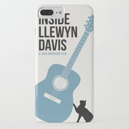 Inside Llewyn Davis Film Poster iPhone Case