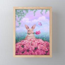 For You Framed Mini Art Print