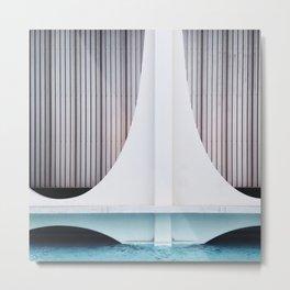parabolic Metal Print