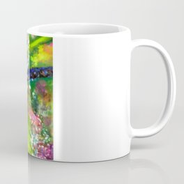 Title: painting - Dragonfly Coffee Mug