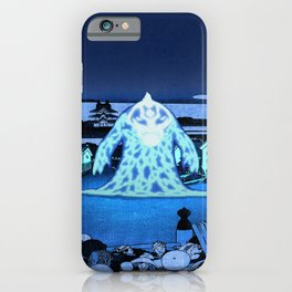 36 Views of Mount Fuji Avatar Ocean Spirit iPhone Case