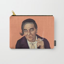 The Israeli Hipster leaders - Golda Meir Carry-All Pouch