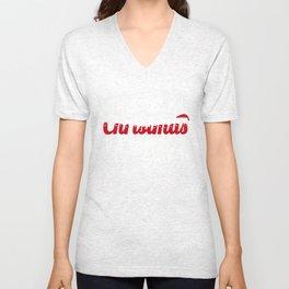 My Funny Christmas Pajama Unisex V-Neck