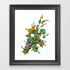 Hiva-01 Framed Art Print