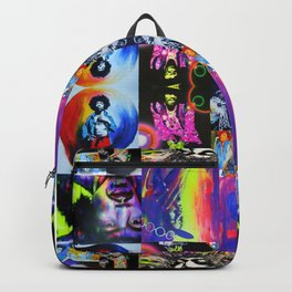 'Jimi Kaleidoscope III' Backpack