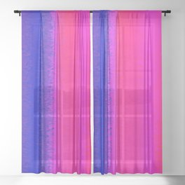 intense 1 Sheer Curtain