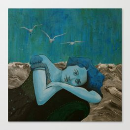 Inner Sea Canvas Print