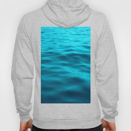 Water : Teal Tranquility Hoody