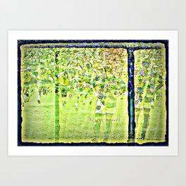 Baggio 94 Art Print