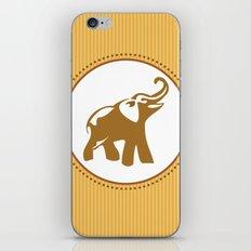 Elephant Print iPhone & iPod Skin