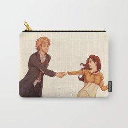 Viens avec moi Carry-All Pouch