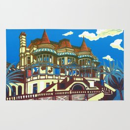 East Cliff Hall (Russell-Cotes Art Gallery & Museum) Rug
