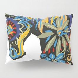 Ethnic Horse Pillow Sham