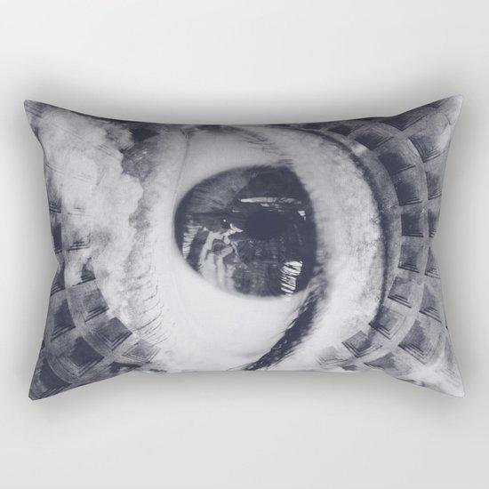 Oculus Rectangular Pillow
