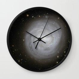 Spiral Galaxy NGC 4921 Wall Clock