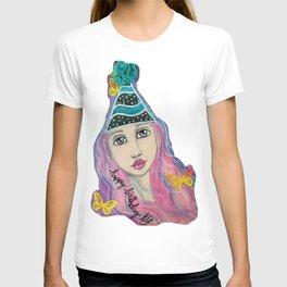 Happy Birthday KIF Girl T-shirt