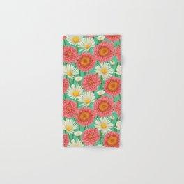 Kitschy Daisy Bouquet Hand & Bath Towel