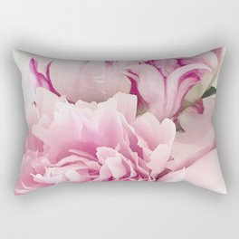 PEONY TRIO Rectangular Pillow