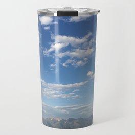 Wide Open Sky Travel Mug