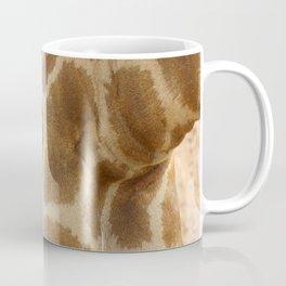 skin of a giraffe Coffee Mug