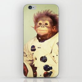 Space Cadet iPhone Skin
