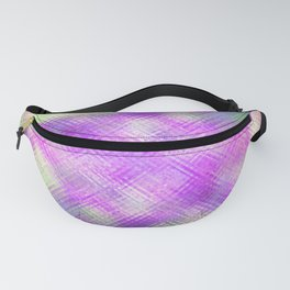 Glass Texture no5 Fanny Pack