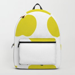Yellow Apples Backpack