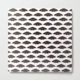 dark moths Metal Print