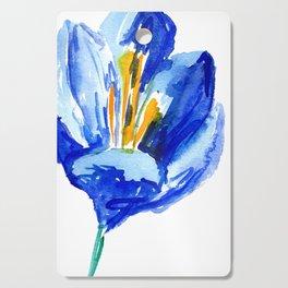 flower IX Cutting Board