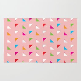 Triangled 07. 'Candy' Rug