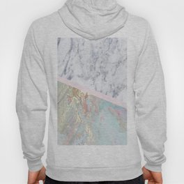 Whimsical marble fantasy Hoody