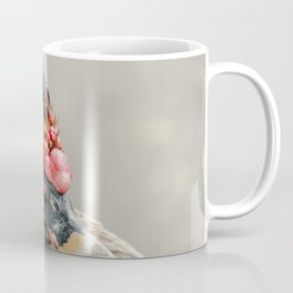 Muscovy duck portrait photo Coffee Mug