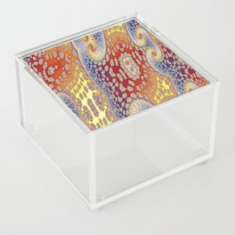 Fractal Vortices Acrylic Box