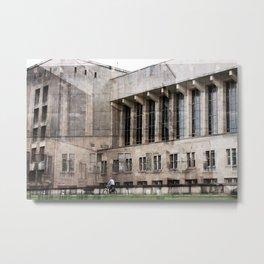 tempelhof XII Metal Print
