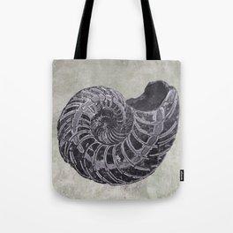 Ammonite study Tote Bag