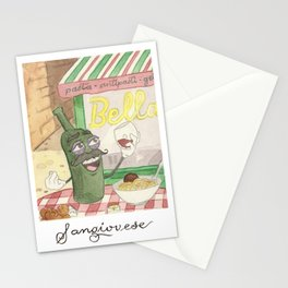 Winos - Sangiovese (Products) Stationery Cards