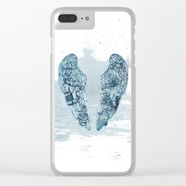 cold play Clear iPhone Case